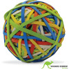 BOUNCE RUBBER BAND BALL Approx 370 Rubber Bands