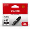 CANON 651 XL BLACK INK CART
