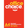 LAMINATING POUCH A4 80m BX100 OFFICE CHOICE