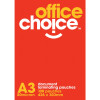 LAMINATING POUCH A3 80Mic O/C OFFICE CHOICE