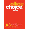 LAMINATING POUCH A3 125Mic O/C OFFICE CHOICE