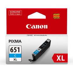 CANON 651XL CYAN INK CART