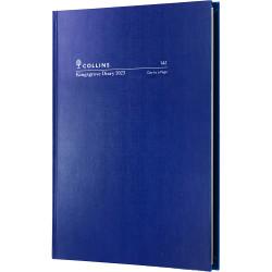 DIARY A4 DTP BLUE KINGSGROVE COLLINS