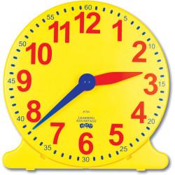 LEARNING CAN BE FUN Teacher s Clock