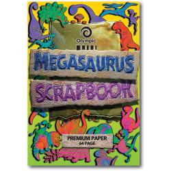 SCRAP BOOK 323 MEGASAURUS 140777