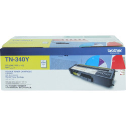 BROTHER 340 YELLOW TONER 1500 pages