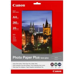 A4 PHOTO PAPER PLUS SEMI GLOSS A4 260GSM SG201 PK20