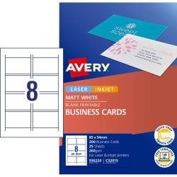 QUICK CLEAN BUS CARDS C32015 PK25 PK25