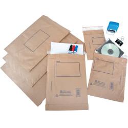 JIFFY SP1 PADDED BAGS Self Sealer 152x229mm Pack of 10