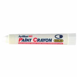 ARTLINE 40 PAINT CRAYON White
