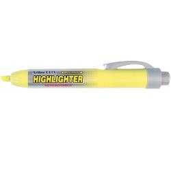 HIGHLIGHTER CLIX 4mmCHS YELLOW ARTLINE 63