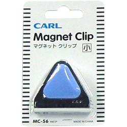 CLIP MAGNETIC CARL MC56 BLUE