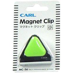 CLIP MAGNETIC CARL MC56 GREEN