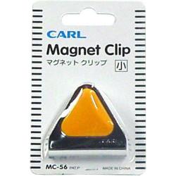 CLIP MAGNETIC CARL ORANGE MC56