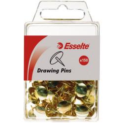 DRAWING PINS BRASS PK100 - 45100 PK100