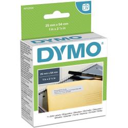 DYMO RETURN ADD 25 X54 ROLL 500
