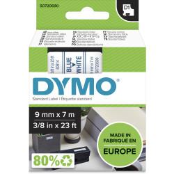 DYMO TAPE 9MM X 7M 340914 BL/WH