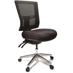 METRO II MESH CHAIR Seat Slide No Arms