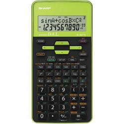 Sharp EL531THBGR Calculator Scientific 230x150x51.5mm Green