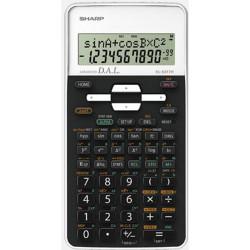 Sharp EL531THBWH Calculator Scientific 230x150x51.5mm White