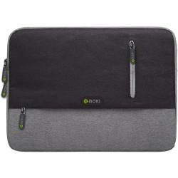 Moki Odyssey Sleeve Fits up to 13.3inch Laptop Black / Grey
